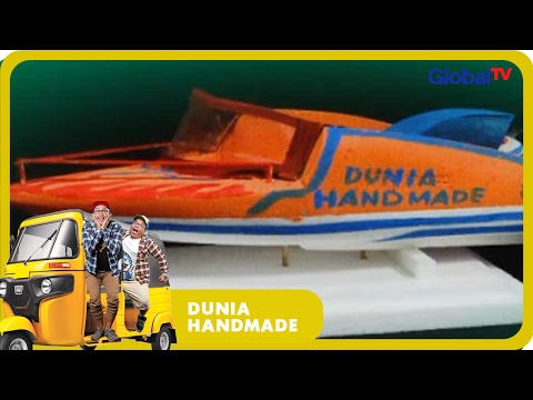 DUNIA HAND MADE Eps. 50 - Speed Boat