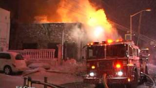 01.17.11 - Eighth Alarm - Queens, NY - Part 1.