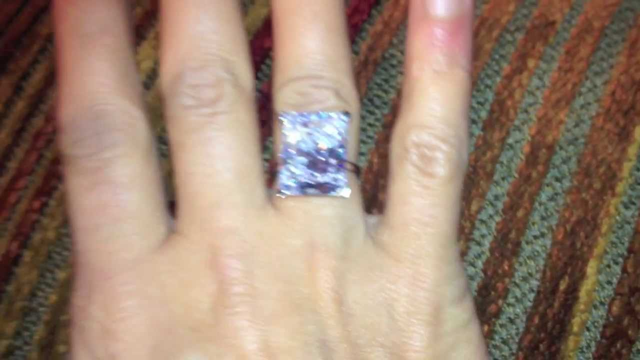 Kim Zolciak Wedding Ring Replica
