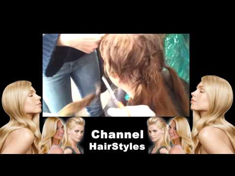 Best Hairstyles very long to short hair shave women New Video