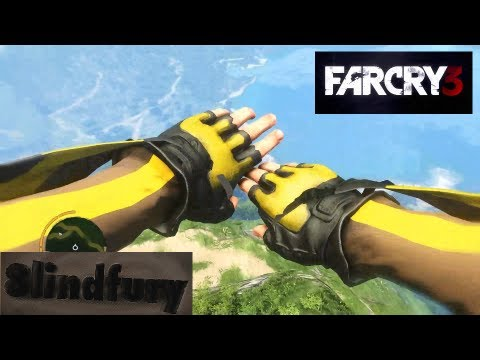 Far Cry 3 Base Jump Wing Suit - 1080p