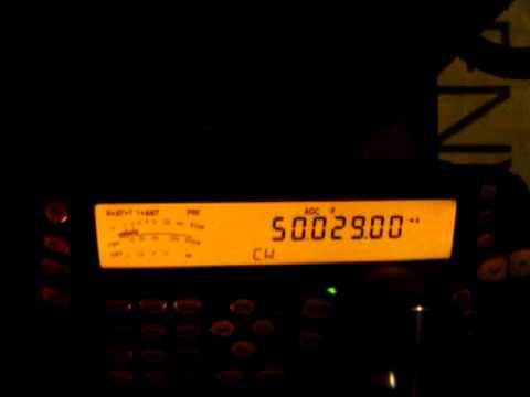 50 Mhz. beacon escuchado en DL90