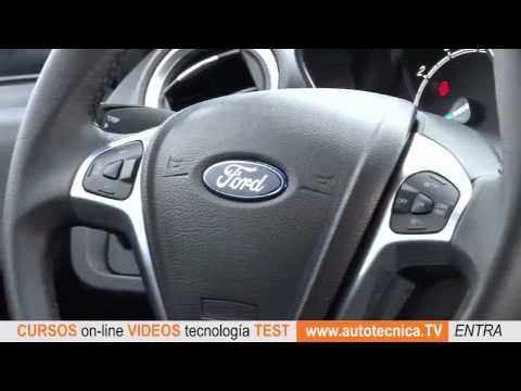 Informe Nuevo Ford Fiesta. www.autotecnica.tv