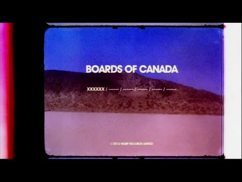 Boards of Canada Toonami ad (HD 1080P)