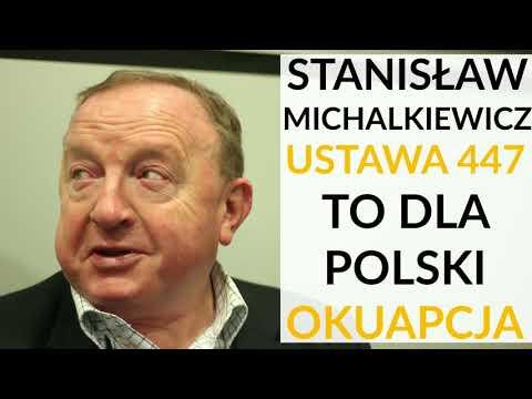 Michalkiewicz U Gadowskiego: Zostaliśmy SPRZEDANI! Ustawa 447 To Dla Polski Okupacja I Katastrofa!