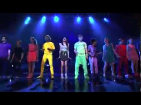 Violetta Show final Violetta y elenco cantan Ser Mejor