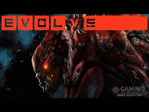 Evolve Gameplay Trailer PS4 Xbox One