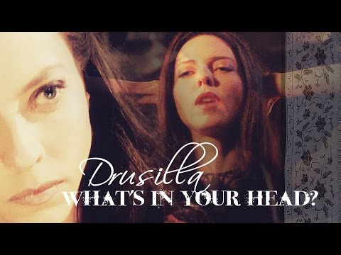 drusilla; what's in your head? [BtVS/AtS]