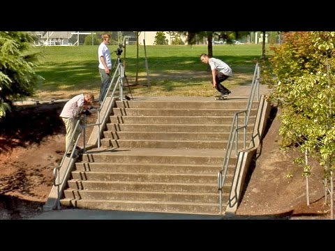 Backside 180 HUGE Double Set Montage
