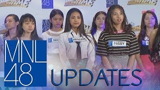 Download Lagu MNL48 Update: The girls face the panel Gratis STAFABAND