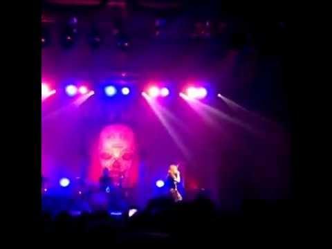 05/04/14 - Cher Lloyd - Sirens - Mohawk Valley Community College - Utica