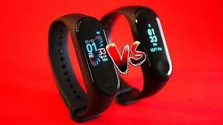 Xiaomi Mi Band 4 VS Mi Band 3   Vale la pena??