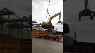 Cẩu điện 30 tấn