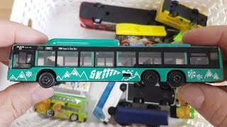 Bus for Kids Review School Bus, City Bus, Express bus, more