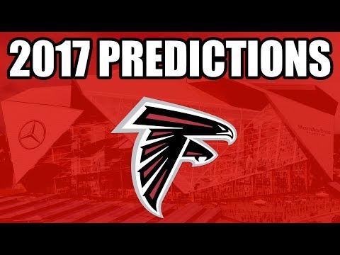 Atlanta Falcons 2017 Record Predictions