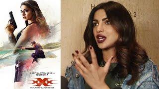 Priyanka Chopra's Reaction on Baywatch Trailer & Deepika Padukone's XxX Movie