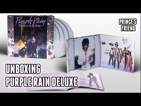Unboxing - Purple Rain Deluxe Expanded Edition