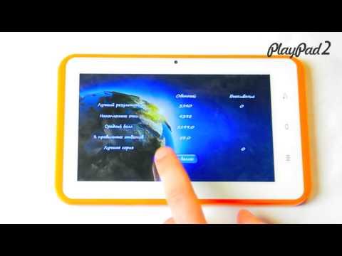 Обзор планшета