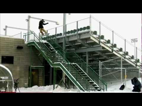 Real Snow 2013: Frank April
