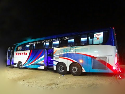 Best Cross bus in Aceh Province (terminal kota Lhokseumawe)