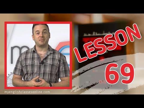 Lesson 69: Present Perfect Tense