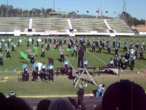 airline high school band