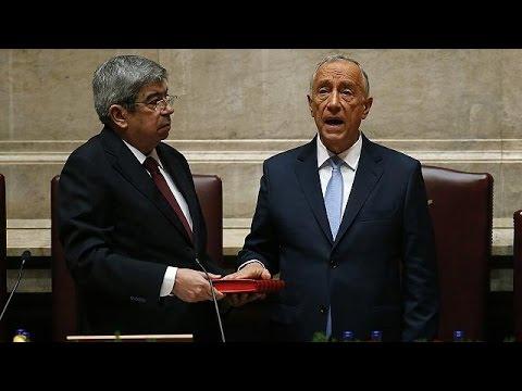 Portekiz'de yeni cumhurbaşkanı yemin ederek görevine başladı