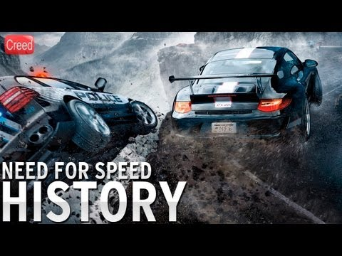 Watch History of - Need for Speed (1994-2013)