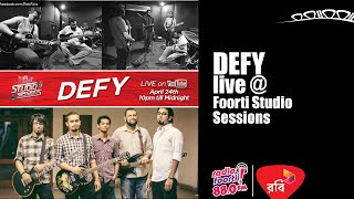 Robi Presents Foorti Studio Sessions with DEFY