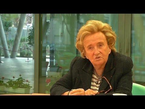 """Enregistrements de Buisson: Bernadette Chirac dénonce """"un procédé lamentable"""" - 09/03"""