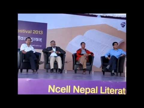 Redefinition of Nationality by Dambar Chemjong, CK Lal & Pratyoush Onta, Literature F., 27 Oct 2013