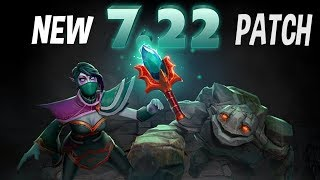 NEW PATCH 7.22 POGCHAMP | Dota 2 Live Stream