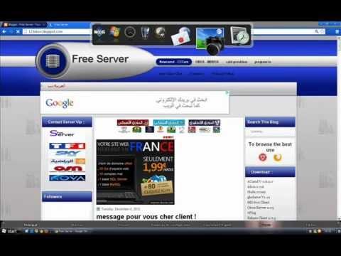 Free server cccam newcamd 2014 New Web Gratuit