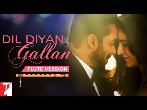 Flute Version: Dil Diyan Gallan | Tiger Zinda Hai | Vishal and Shekhar | Vijay Tambe | Sunny S