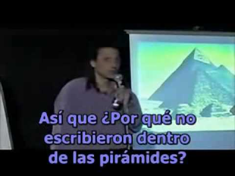 Nassim Haramein.Quien construyo las piramides?