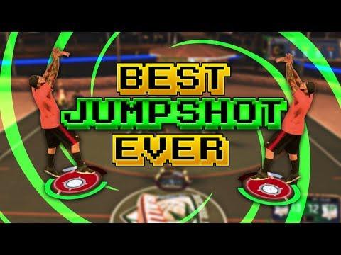 WETTEST JUMPSHOT ON NBA2K17 GREEN LIGHTS | DROP GREENS