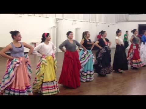 La Morena  Ballet Folklorico de Los Angeles