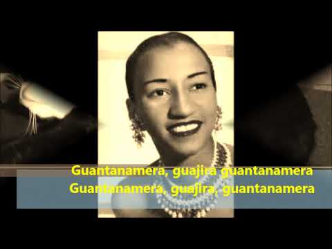 Celia Cruz - Guantanamera Con Letra (With Lyrics)