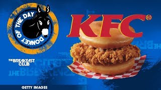 KFC Perpetuates Stigma Of Unhealthy America By Releasing Donut Chicken Sandwich