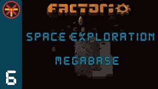 Factorio Space Exploration Grid Megabase EP6 - Oil & Engine Production! : Gameplay, Lets Play