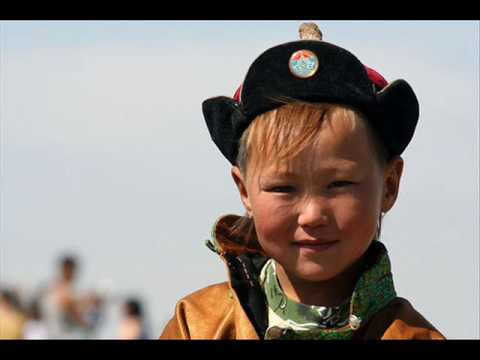 BLONDE MONGOLS WERE WHITE?! nope 100% Asian/Mongoloid ...