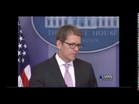 5/22/13 Jay Carney's longest Non-answer to date