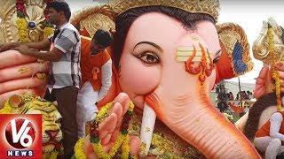 Balapur Ganesh Shobha Yatra Exclusive Visuals | Ganesh Nimajjanam 2018
