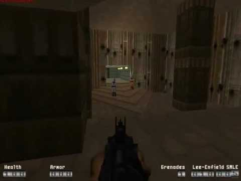 Doom 2: WW2-Nazis testing