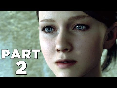DETROIT BECOME HUMAN Walkthrough Gameplay Part 2 - KARA (PS4 Pro)