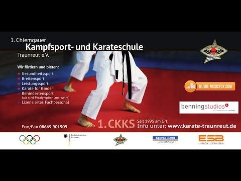 Trailer des 1.CKKS-Traunreut