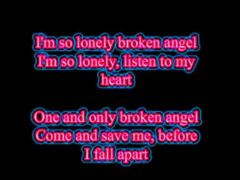 Arash ft Helena-Broken angel lyrics By Nipuna madawa