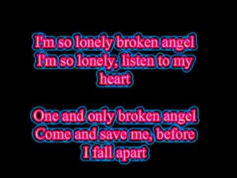 Arash Ft Helena-broken Angel Lyrics By Nipuna Madawa video