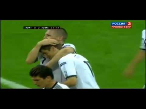 Germany Vs Turkey (3-1) All Goals & Highlights