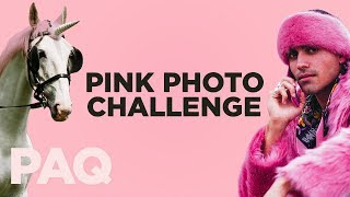 Ultimate Pink Outfit & Photo Challenge (Ft. Magnus) | PAQ EP#37 | A Show About Streetwear
